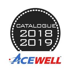 nouveau catalogue Evo X Racing marque Acewell