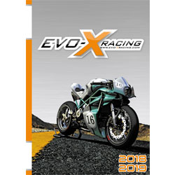 Catalogue evo X Racing 2018 2019