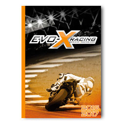 Catalogue evo X Racing 2016 2017