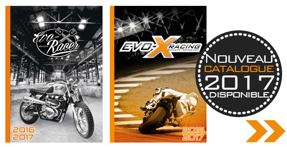 Catalogue Evo x Racing 2016 -2017 nouveau