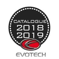 nouveau catalogue Evo X Racing marque Evotech