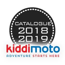 nouveau catalogue Evo X Racing marque Kiddimoto