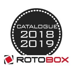 nouveau catalogue Evo X Racing marque Rotobox