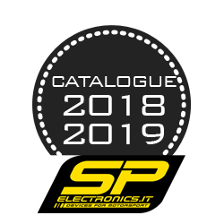 nouveau catalogue Evo X Racing marque SP Electronics