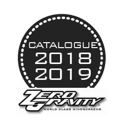 nouveau catalogue Evo X Racing marque Zero gravity