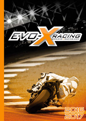 Catalogue Evo X Racing 2016 2017