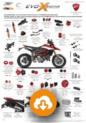 configuration Ducati 950 Hypermotard