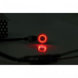 HIGHSIDER LED feu arrière-clignotants APOLLO BULLET