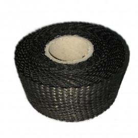 Bande de protection thermique 5cm X 15m couleur noire