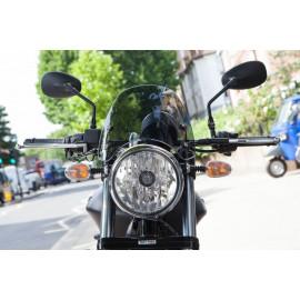 Bulle Dart modèle Classic Moto Guzzi V9 Bobber et Roamer