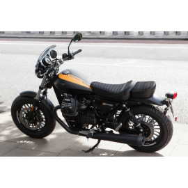 Bulle Dart modèle modèle Marlin Moto Guzzi V9 Bobber et Roamer