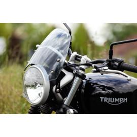 Bulle Dart modèle Classic Triumph Street Twin
