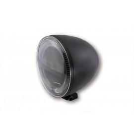 HIGHSIDER 5 3-4 inch LED phare CIRCLE noir