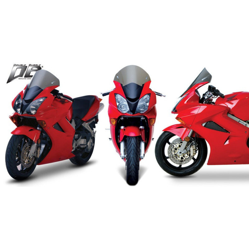 bulle double courbure honda vfr 800 fi interceptor abs evo x racing. Black Bedroom Furniture Sets. Home Design Ideas