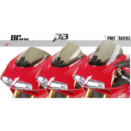 Bulle Ducati 748 / R / S / 998R / 998S / 998 / Final Edition / 916 / 955 / 996