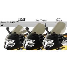 Bulle sport touring ZG BMW K1200 - 1300 S Taller Profile