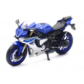 Miniature moto Yamaha YZF R1 1/12