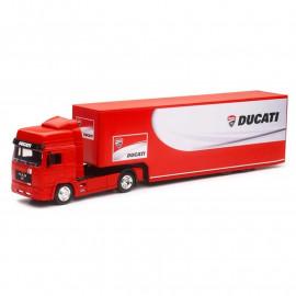 Miniature camion Man Ducati MotoGP 1/43