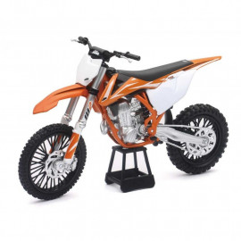 Miniature moto KTM 450 SXF 1/10