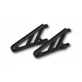 HIGHSIDER aluminium taillé masse Alu supports de phare