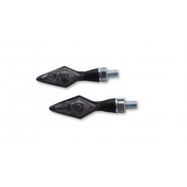 HIGHSIDER LED feu arrière - clignotants PEN HEAD DOUBLE