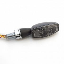 HIGHSIDER LED feu arrière-clignotants BLAZE