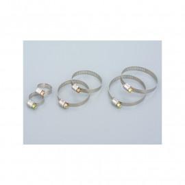Anneau metallique de maintien de bande thermique. diamètre de collecteur 25 mm à 50 mm