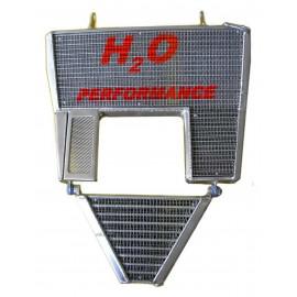 Radiateur d'eau et radiateur d'huile majoré + kit 749 999