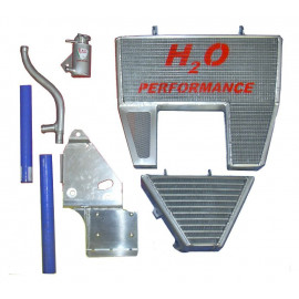 Radiateur huile + eau majoré + kit 848 / 1098 / 1198