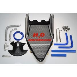Radiateur d'eau et radiateur d'huile majoré + kit PANIGALE V4 V4R