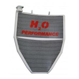 Radiateur d'eau majoré + KIT ZX 10 R