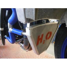 Radiateur d'eau additionnel + Kit YZF R6 17