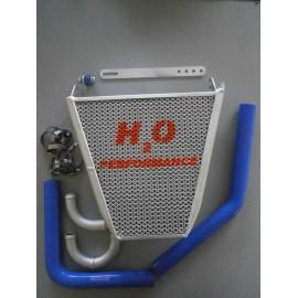 Radiateur d'eau additionnel + Kit YZF R3