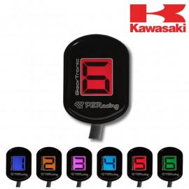 KAWASAKI K1 indicateur de rapport engagé plug and play