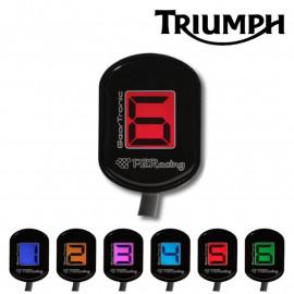 TRIUMPH T1 indicateur de rapport engagé plug and play