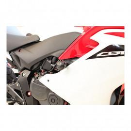 KTM DUKE 125 KIT VISSERIE CARENAGE