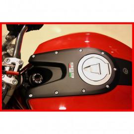 DUCATI MONSTER 696 / 1100/EVO / MOTO MORINI CORSARO KIT VISSERIE TRAPPE A ESSENCE EVOTECH