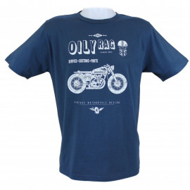 SHED BUILD OILY RAG TEE SHIRT