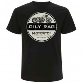 OILY RAG MOTOR CO TEE SHIRT