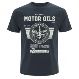 OILY RAG MOTOR OILS