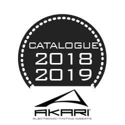 nouveau catalogue Evo X Racing marque Akari