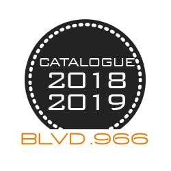 nouveau catalogue Evo X Racing marque BLVD 966