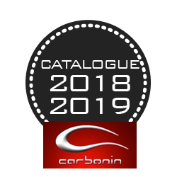 nouveau catalogue Evo X Racing marque Carbonin