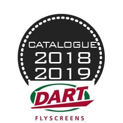 nouveau catalogue Evo X Racing marque Dart Flyscreen