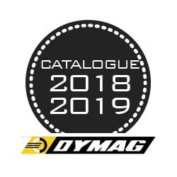 nouveau catalogue Evo X Racing marque Dymag