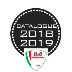 nouveau catalogue Evo X Racing marque H2O