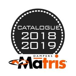 nouveau catalogue Evo X Racing marque Matris