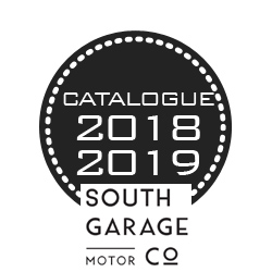 nouveau catalogue Evo X Racing marque South garage