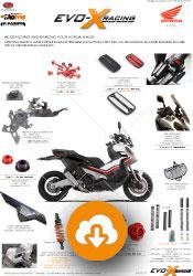 configuration Honda X ADV