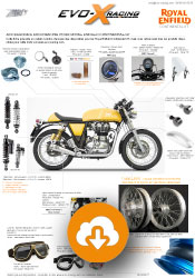 configuration Royal Enfield Continental GT